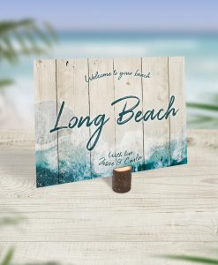 Beach Theme Wedding Table Names