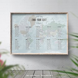 Wedding Seating Charts / Plans