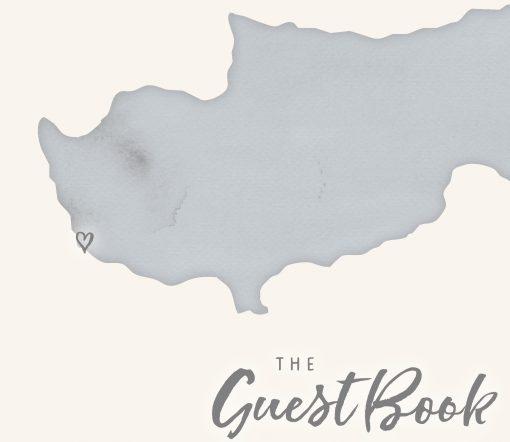 Paphos Cyprus Villa Visitor Guestbook