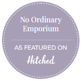 No Ordinary Emporium Featured on Hitched