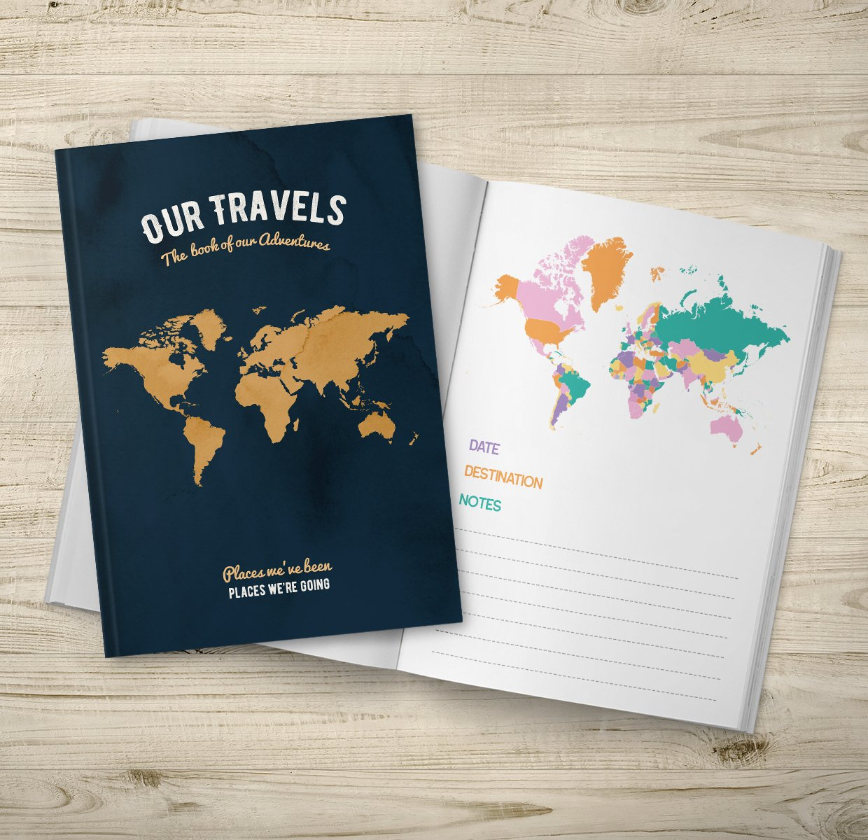 Our Travels Journal