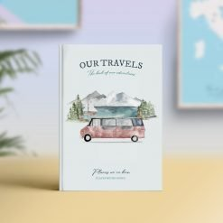Campervan Gifts Motorhome Journal