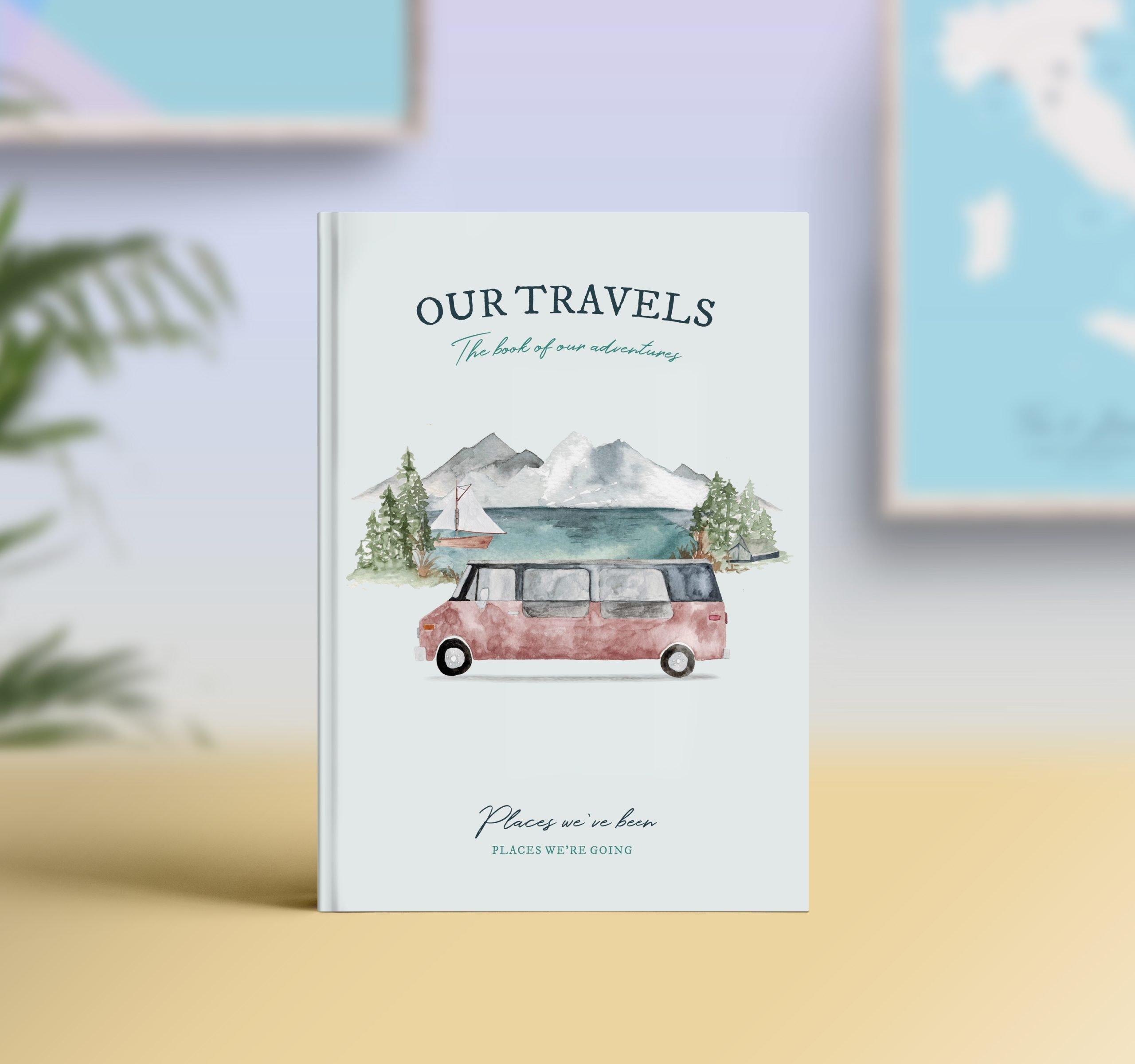 Campervan Gifts Motorhome Journal