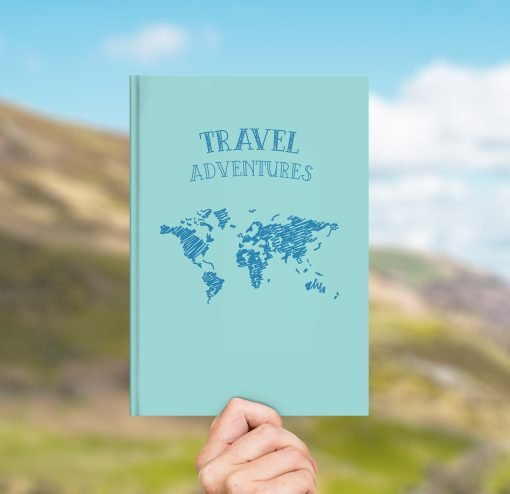 Adventure Travel Journal Bucket List