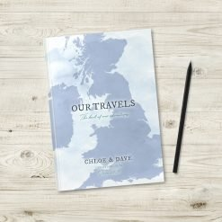 UK Travel Journal