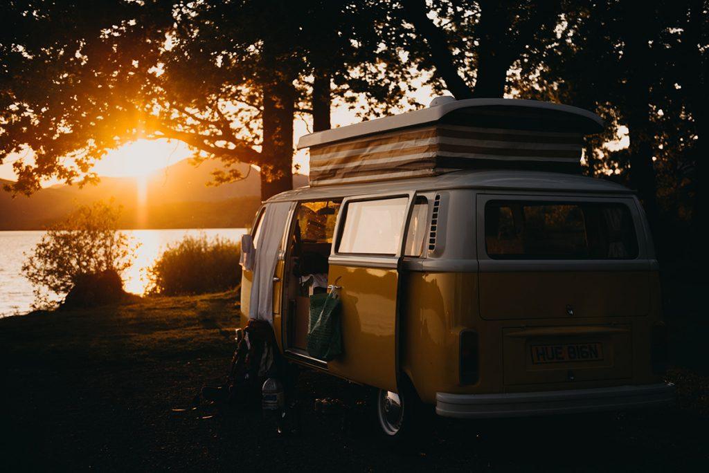 Campervan Kevin Schmid