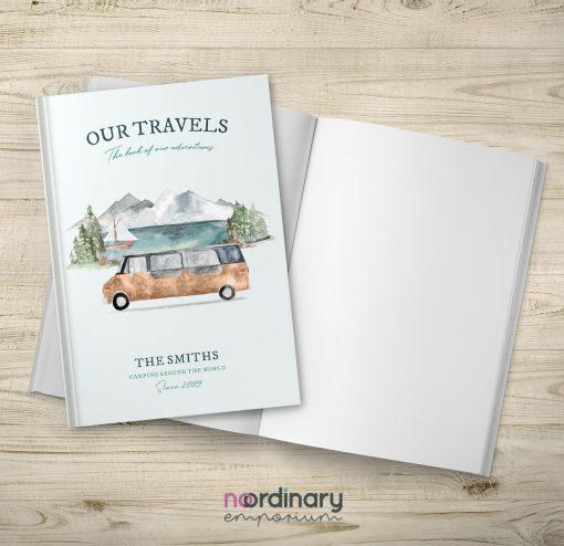 Personalised Campervan Journal