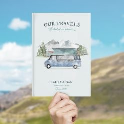 Personalised Campervan Journal