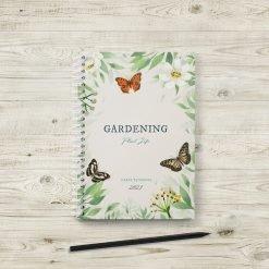 Personalised Garden Journal