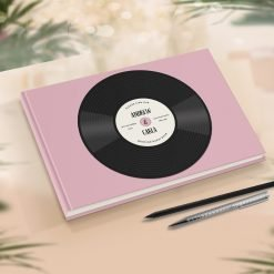 Music Theme Guest Book