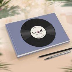 Music Theme Guest Book